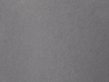 Handmade deckle edge paper in dark grey
