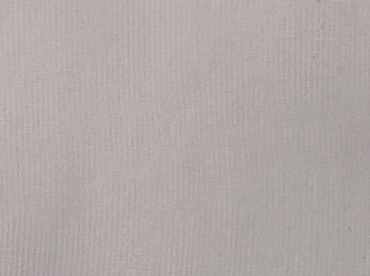 Handmade deckle edge paper in light grey