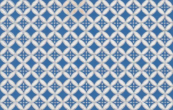 Sri Aurobindo Handmade Paper factory - Screen Printed Paper